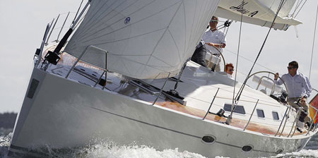 startbild yachtcharter ostsee